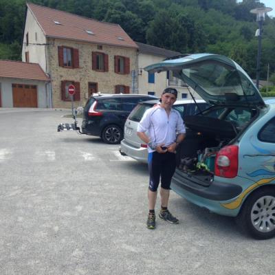 Sortie Trail Les Cabannes 28 mai 2016
