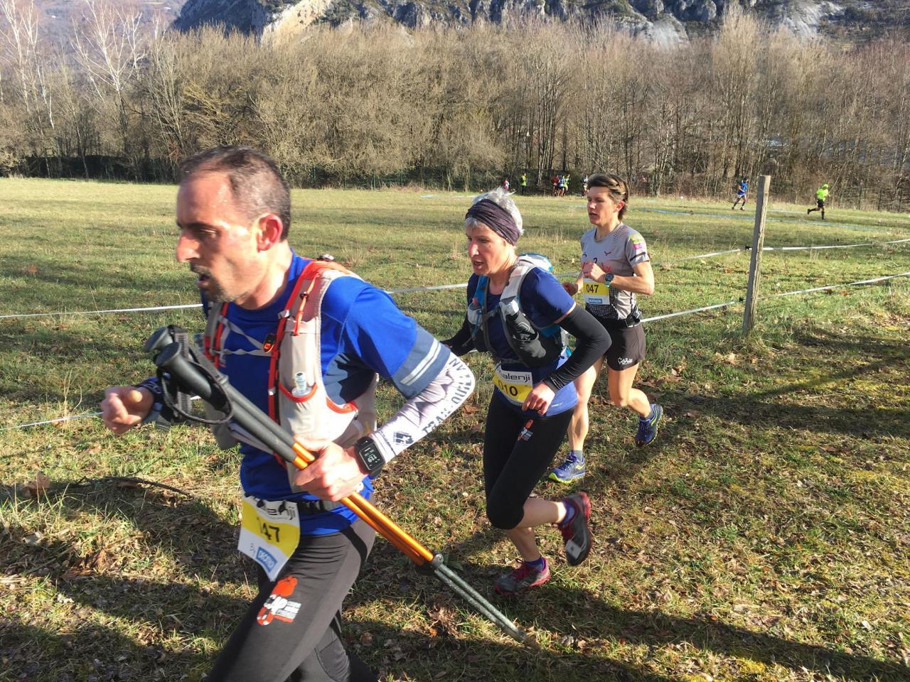 Trail de la Courbière 2018