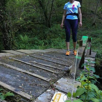 Reco Trail des Fontaines 4 mai 2016