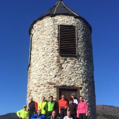 Reco Trail du Diable à Montoulieu 10km-20km