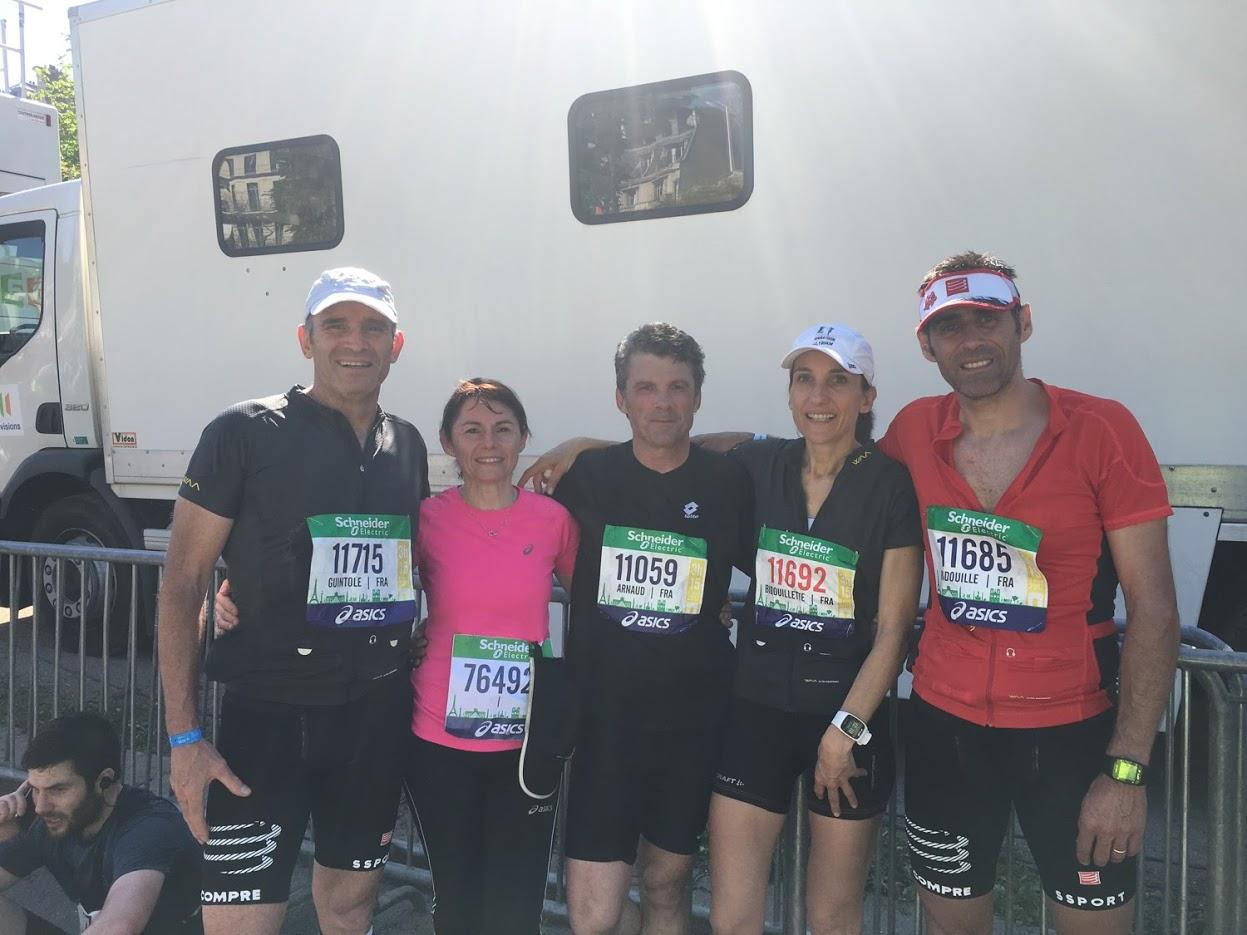 Marathon Paris-75