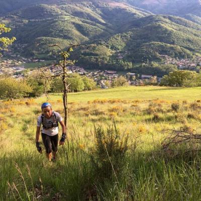 Trail Pech de Foix-Montgailhard 11 mai 2016