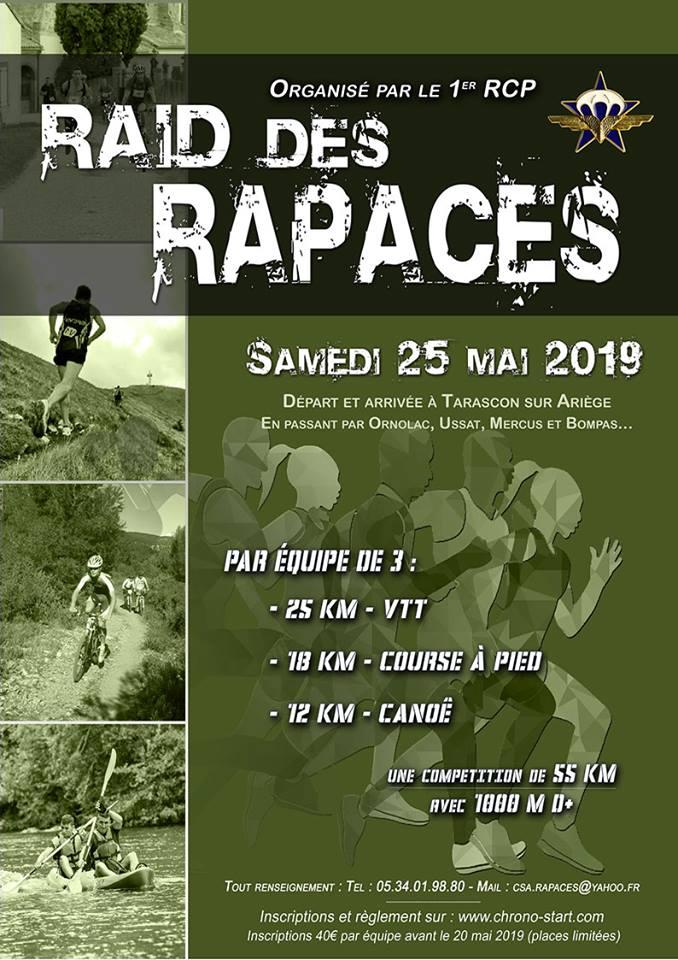 Raid rapaces