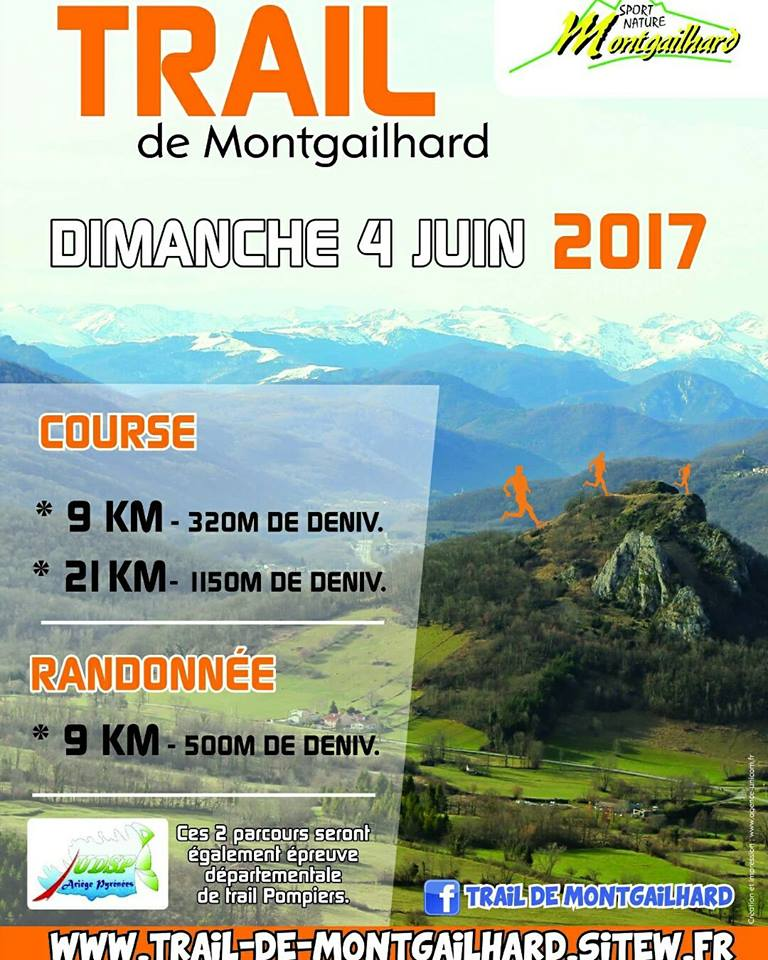 Trail mont