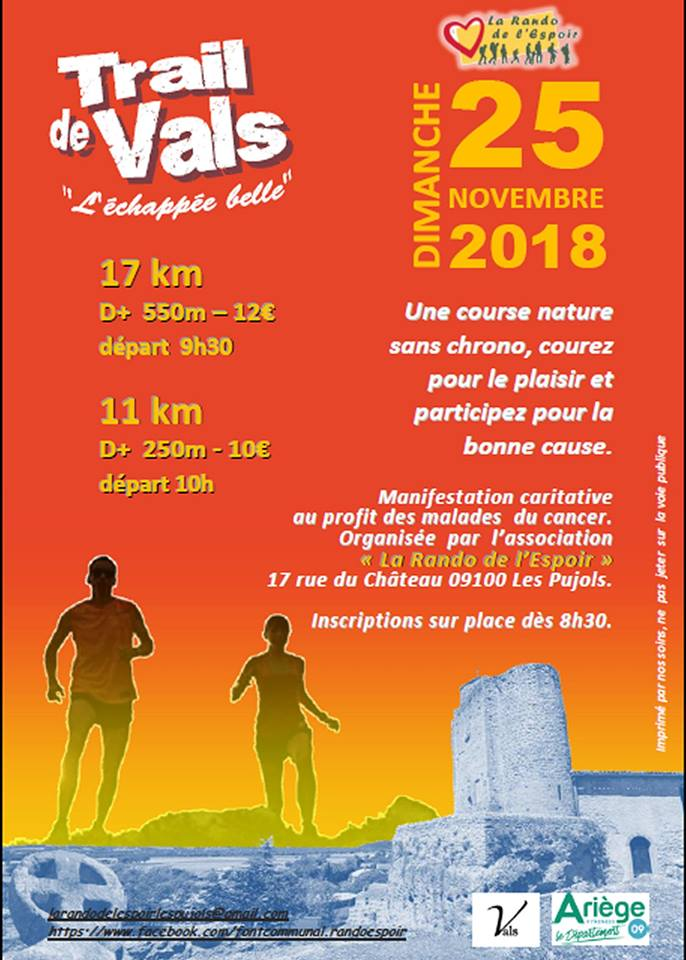 Vals trail